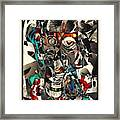 Abstraction 2502 Framed Print