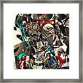 Abstraction 2503 Framed Print
