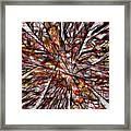 Abstraction 3098 Framed Print