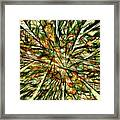 Abstraction 3099 Framed Print