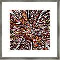 Abstraction 3100 Framed Print