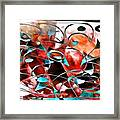 Abstraction 3422 Framed Print