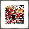 Abstraction 3424 Framed Print