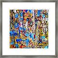 Abstraction 763 - Marucii Framed Print
