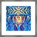 Acrylic On Ali Framed Print