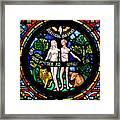 Adam And Eve, Dinant Framed Print