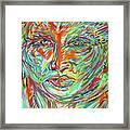 Adelita 5 Framed Print