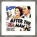 After The Thin Man 1935 Framed Print