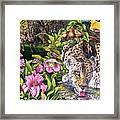 Alidas Garden Framed Print