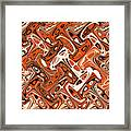 All Art Abstract #3  Framed Print