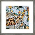 All Buoy'd Up Framed Print by P Anthony Visco