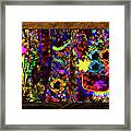 All The Flowers We Meant To Give Each Other Framed Print