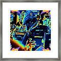 Allen Cosmic Free Bird Oakland 1 Framed Print