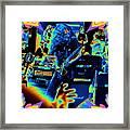 Allen Cosmic Free Bird Oakland 2 Framed Print