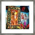 Altar Painted By Famous John Walach Framed Print