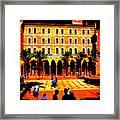 Amercian University Of Beirut  Framed Print
