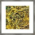 An Unconvincing Disguise. Sea Snake. Framed Print