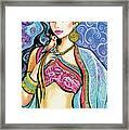 Anchita Framed Print