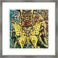 Ancient Goddess The Mother Framed Print