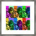 Angkor Warhol #2 Framed Print
