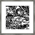 Animal Legend 1912 Framed Print