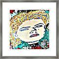 Anna Nicole Framed Print