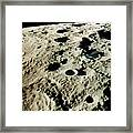 Apollo 15: Moon, 1971 Framed Print