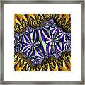 Astonishment - A Fractal Artifact Framed Print
