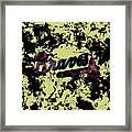 Atlanta Braves 1c Framed Print