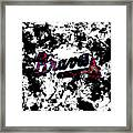 Atlanta Braves 1d Framed Print