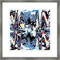 Attraction Framed Print