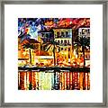 Attractive Corsica Framed Print