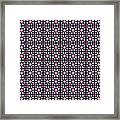 Azulejos Magic Pattern - 03 Framed Print