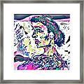Badrya Framed Print