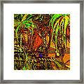 Bahama Afternoon Framed Print
