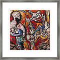 Banlo J Dwin  Framed Print