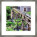 Bean's Sawmill Framed Print by JC Findley