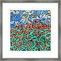 Beebalm Anastromosis  Sold Framed Print