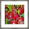 Beets Framed Print