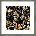 Bersaglieri - Italian Army Framed Print
