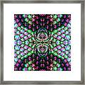 Bewitched Pattern Three Framed Print