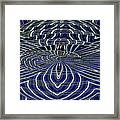 Big Building Abstract Framed Print