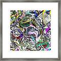 Big Wire Framed Print