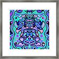 Biomorphic #1 Framed Print