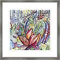 Birds For Louise #1 Framed Print