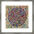 Birth Growth Decay Framed Print