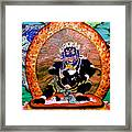 Black Jambhala  5 Framed Print