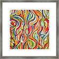 Bloom Framed Print by Made by Marley