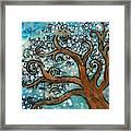 Blossom Tree - Miniature Art Framed Print