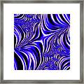 Blue Abyss Framed Print